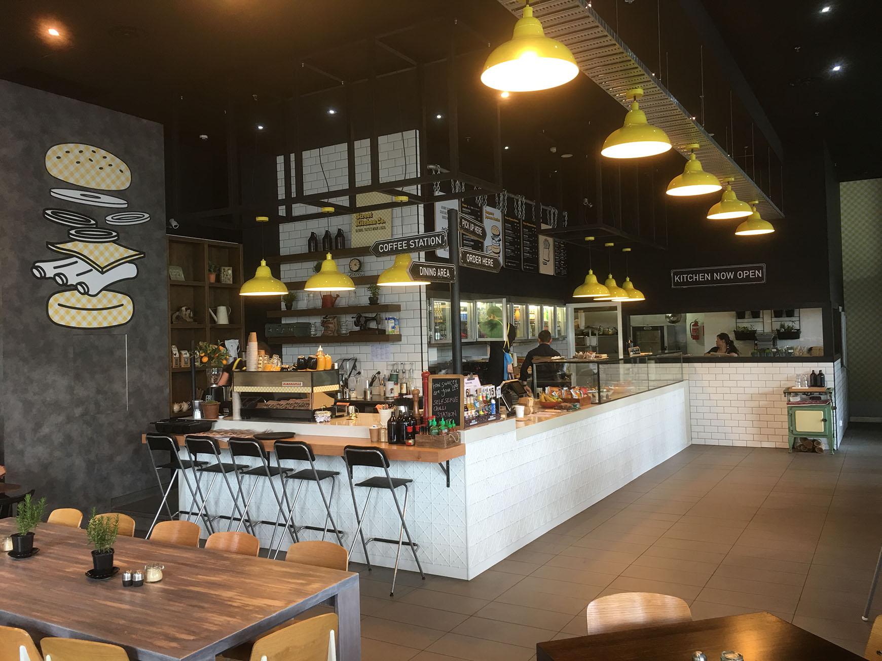Toothpicks Creative Interior Design Cafe Melbourne